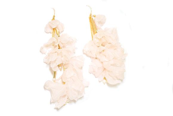 Echo earrings - Light Pink (Small)