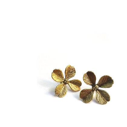 4-leaf floral set w/ bracelet