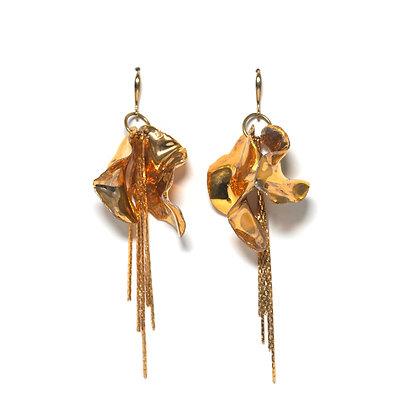 Folium earrings