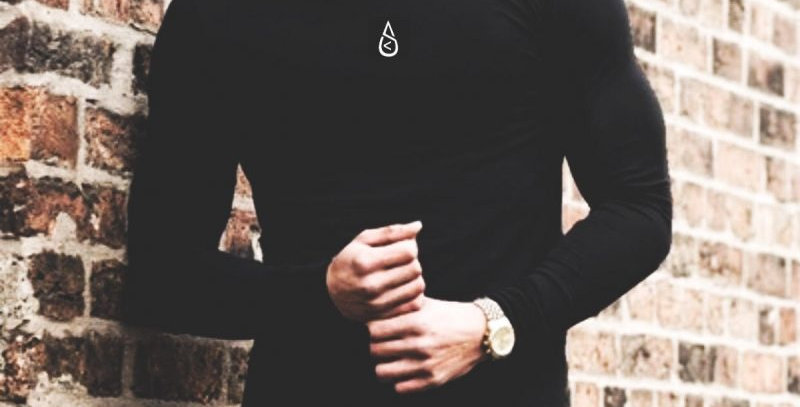 Long Sleeve Fitted Dri-Shirt