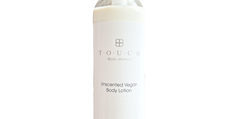 Unscented Vegan Body Lotion