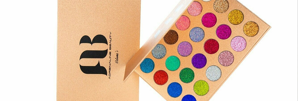 Pressed Glitter Palette Vol. 2