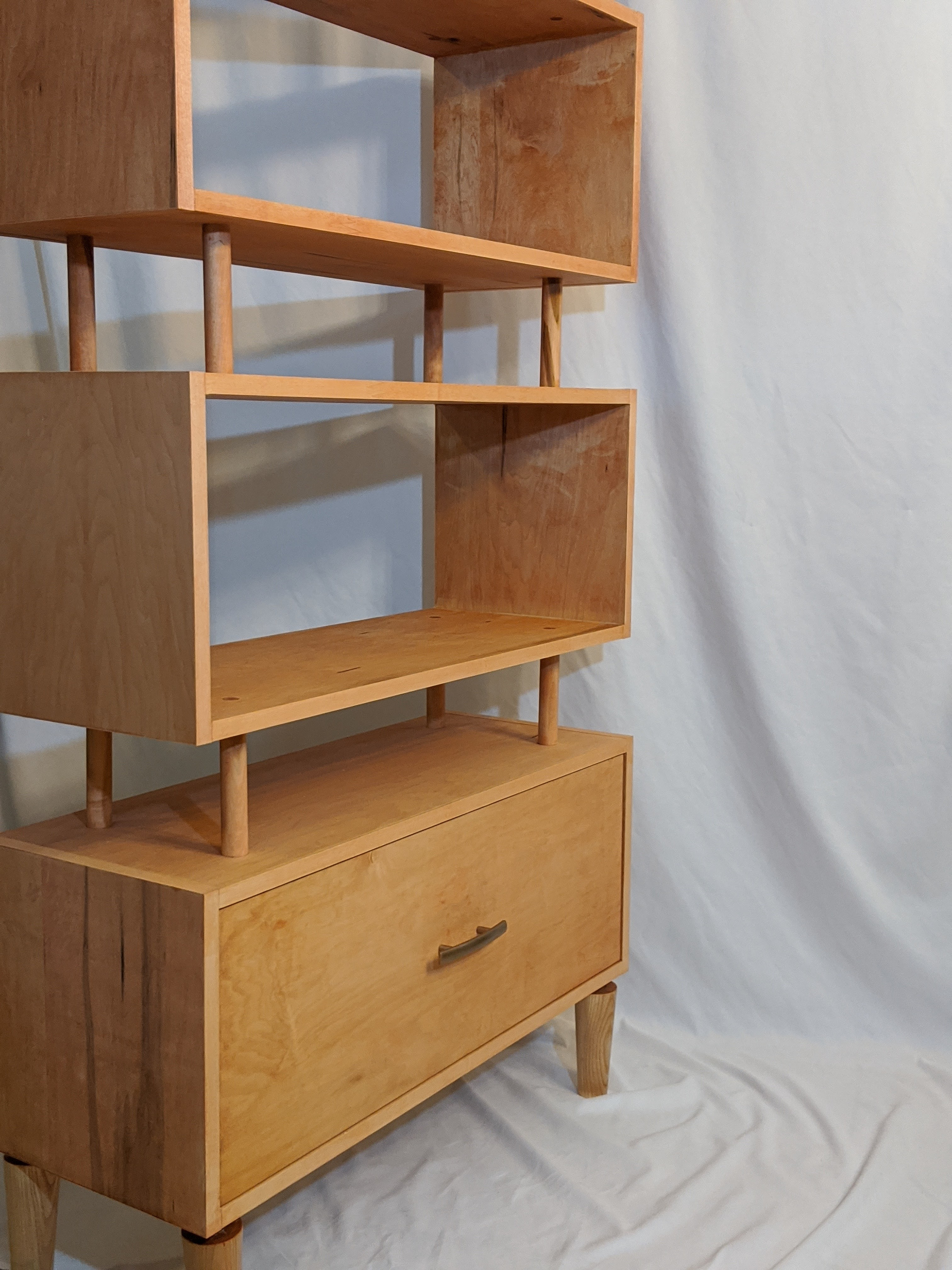 Maple Bookcase 2