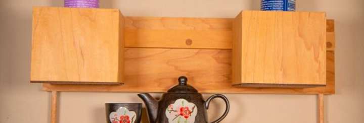 """""""the Uncle Iroh"""" – Floating Tea Cart"""
