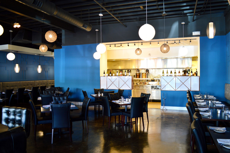 The 405 Bistro Dining Room