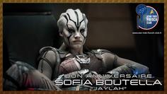 Anniversaire de Sofia Boutella