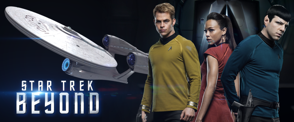 Star Trek Beyond - Crédits : Guillaume Julien