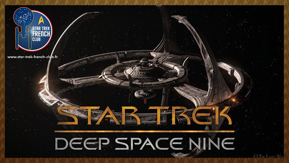 Affiche anniversaire Star Trek: Deep Space Nine.
