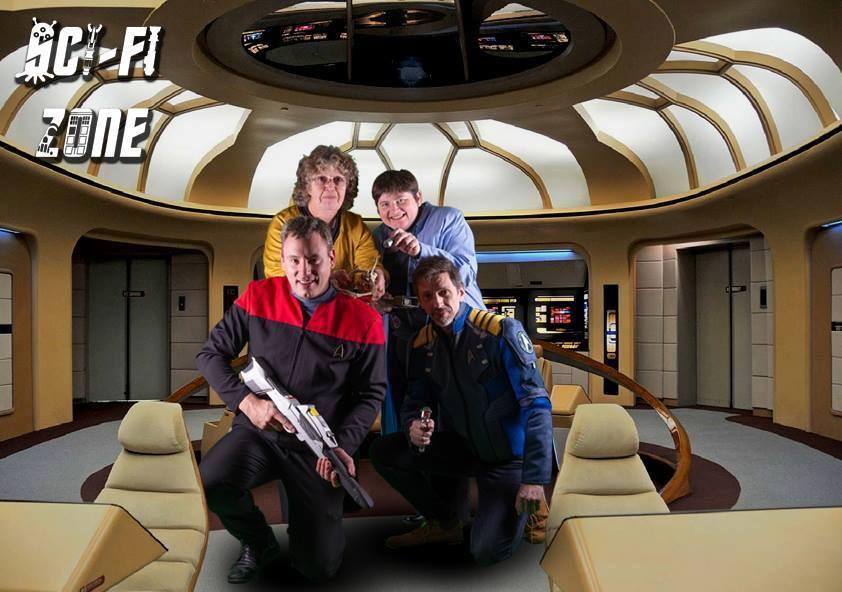 Crédits : Sci-Fi Zone