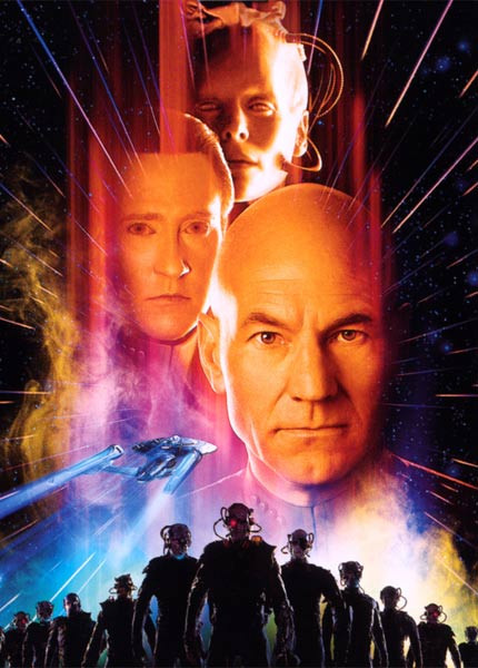 Poster officiel du film - Crédits : memory-alpha.wikia.com
