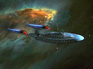 U.S.S. Enterprise NCC-1701-E - Crédits : startrek.com