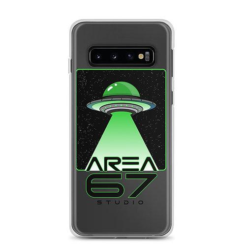 Area 67 UFO Samsung Case