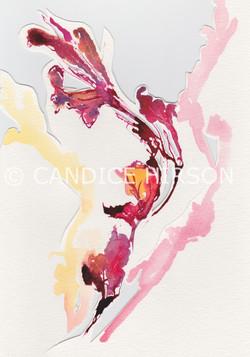 Candice Hirson Art flower 15