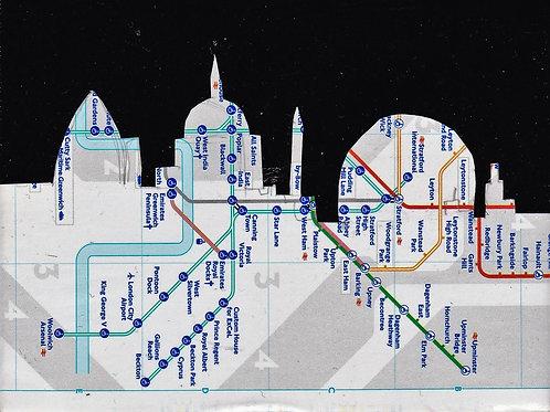 Tube Skyline