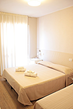 camera Villa Rosa memory bed
