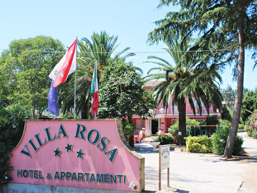 Villa Rosa Porto Azzurro