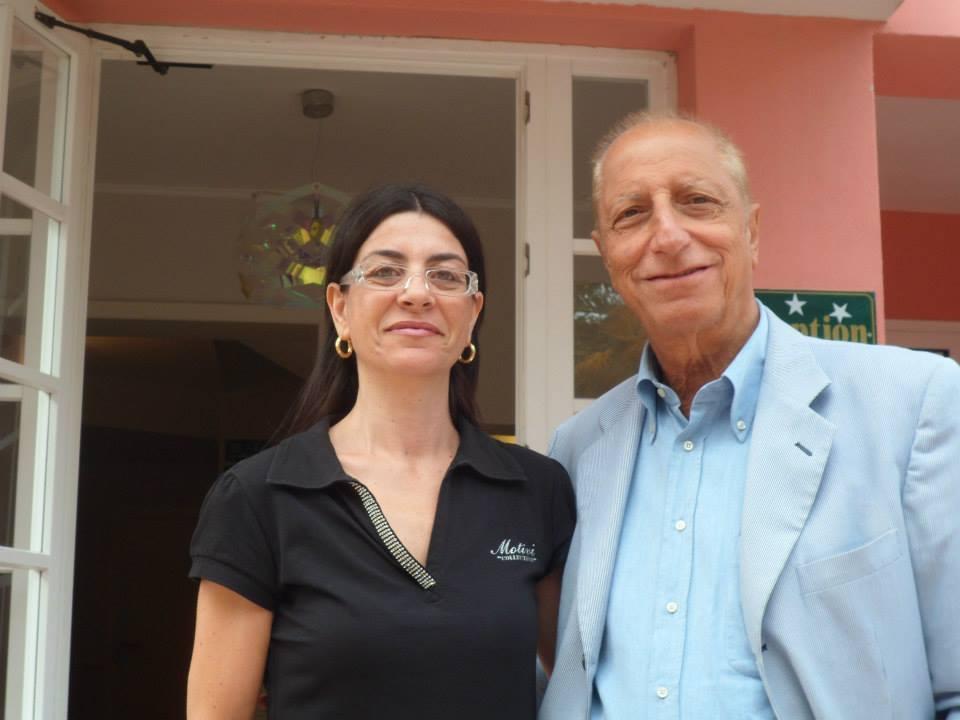 Pippo Franco a Villa Rosa