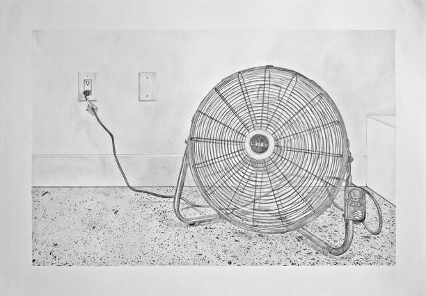 Studio Fan in July