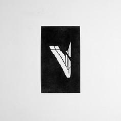 Window #1 (Light Descending A Staircase)