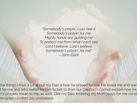 Somebody's Prayin'