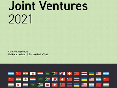 Joint Ventures in Ukraine - Lexology GTDT 2021