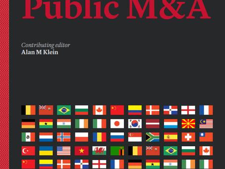 Public M&A: Ukraine