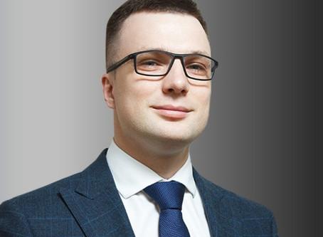 Volodymyr Yakubovskyy is Recognized for M&A