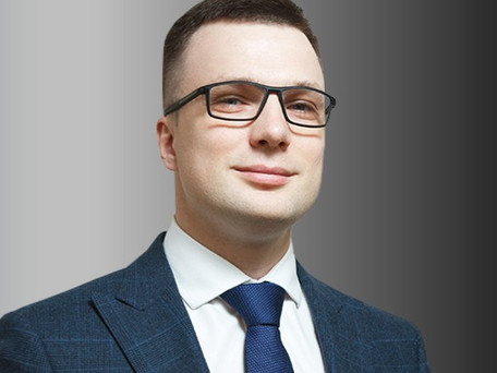 Volodymyr Yakubovskyy is recognized for M&A