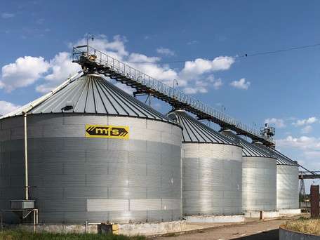 Nobles Closed a Successful Sale of a Grain Silo with Processing and Storage Facilities near Kherson