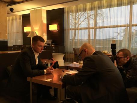 Volodymyr Yakubovskyy's Interview for Kyiv Post Legal Quarterly
