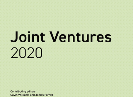 Joint Ventures in Ukraine - GTDT 2020