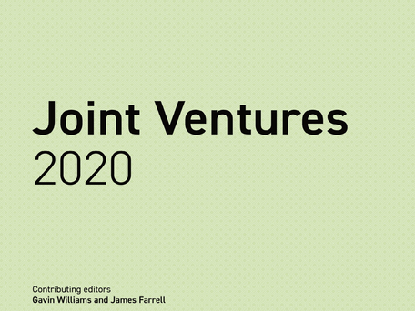 Joint Ventures in Ukraine - GTDT 2020