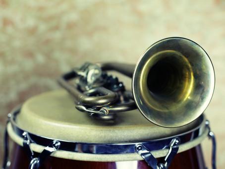 Revolutie der Muziek Instrumenten