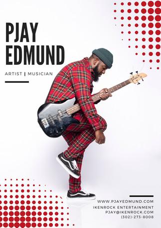 PJay Edmund Press Kit