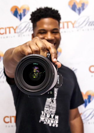 James Hairston IV | CEO, Creative Legacy Films