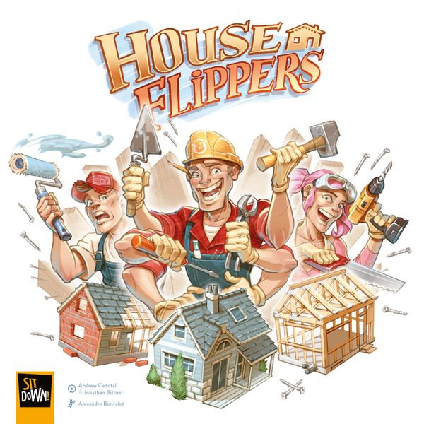 House Flippers Cover