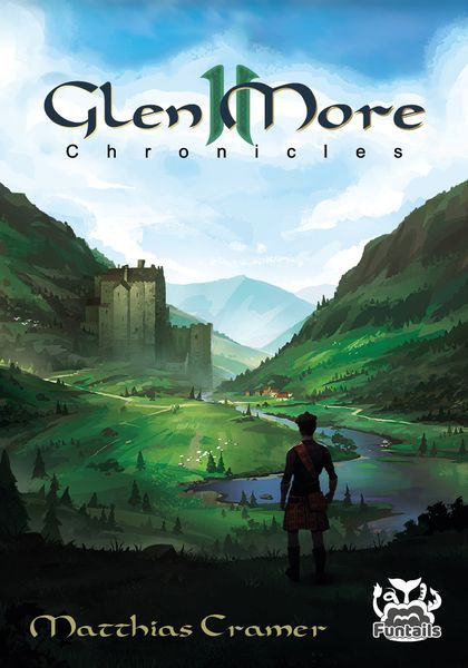 Glen More II Chronicles Cover