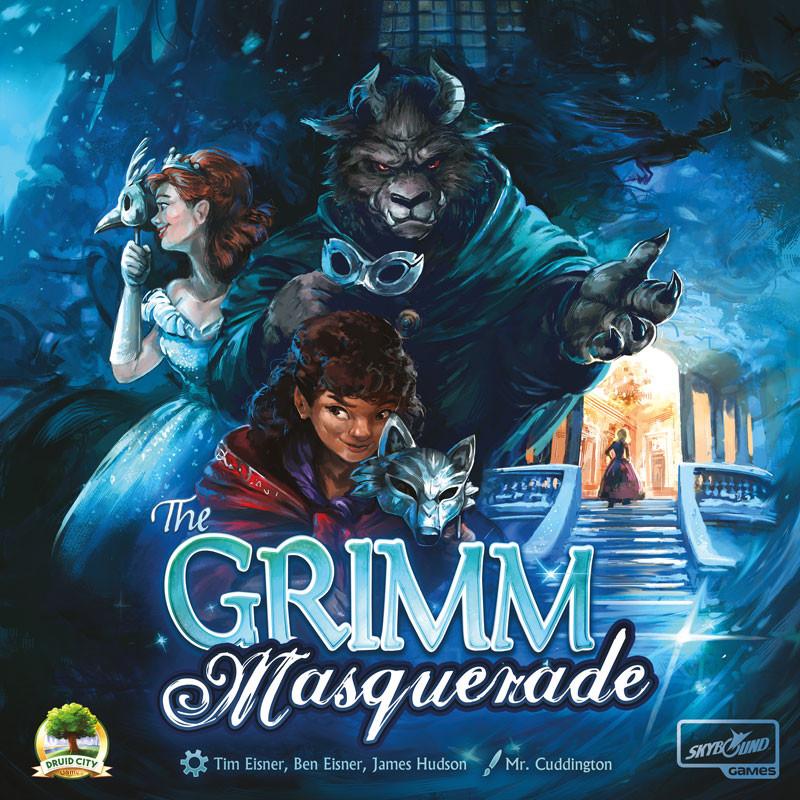 Bild aus der Spieleschmieden Kampagne Grimm Masquerade