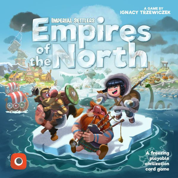 Empires of the North Cover