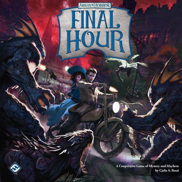 Arkham Horror: Letzte Stunde