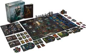 Bild aus der Kickstarter Kampagne Dawn of Madness