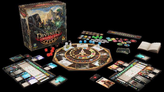 Bild aus der Kickstarter Kampagne Divinity Original Sin