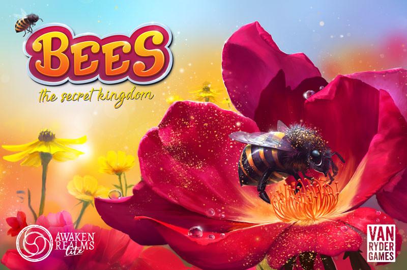 Bild aus der Spieleschmieden Kampagne Bees