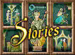 Orleans Stories Cover