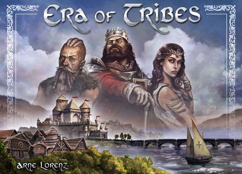 Era of Tribes Cover