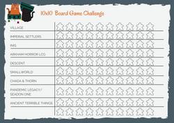 challengesheet