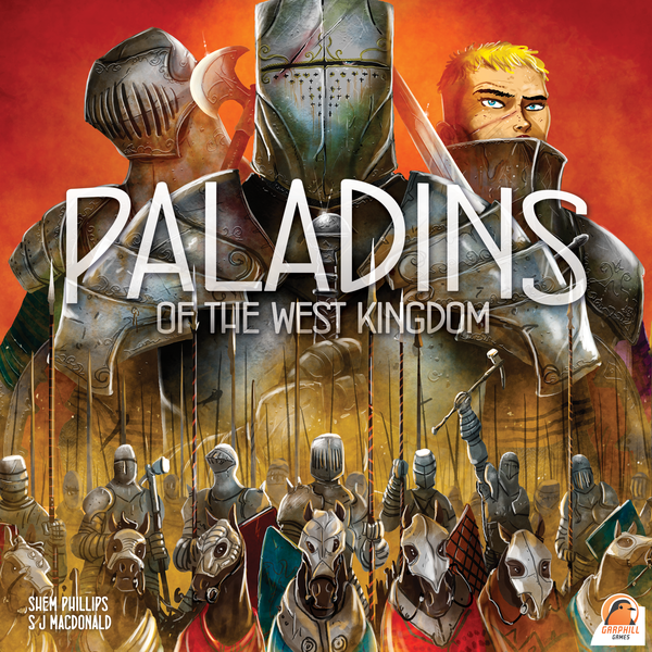 Paladins of the West Kingdom - Garphill Games