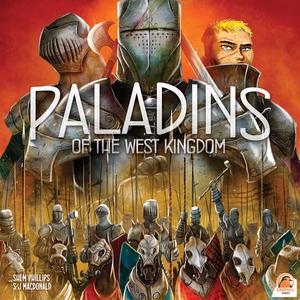 Paladins of the West Kingdom - Garphill Games