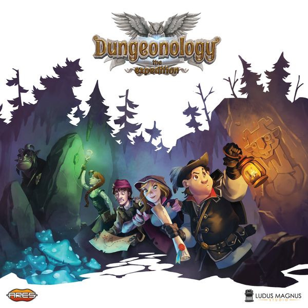 Dungeonology Cover