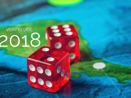 RÜCKBLICK 2018: Welche Spiele haben unsere Erwartungen erfüllt?
